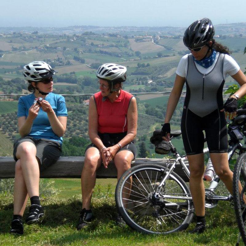 Photogallery Tourisme à Vélo