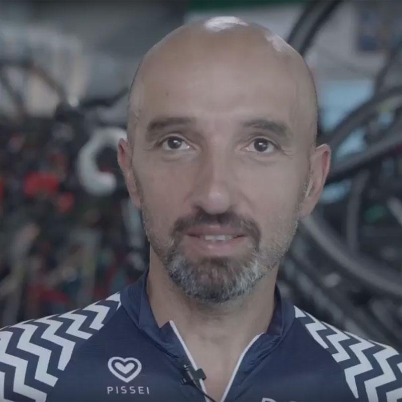 Tourisme à vélo type RAVEL